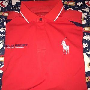Men's XL Polo Ralph Lauren sport tee